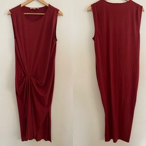 Forever 21 | Gathered Front Dress